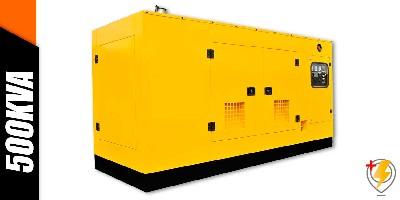 Aluguel de Gerador de Energia 500 KVA