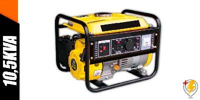 Aluguel Gerador de Energia 10,5 kva