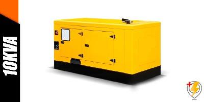 Aluguel gerador de Energia 10 kva