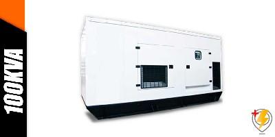 Aluguel Gerador de Energia 100 KVA