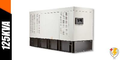 Aluguel Gerador de Energia 125 KVA