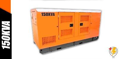 Aluguel Gerador de Energia 150 kva