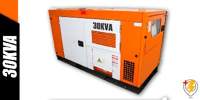 Aluguel Gerador de Energia 30 KVA