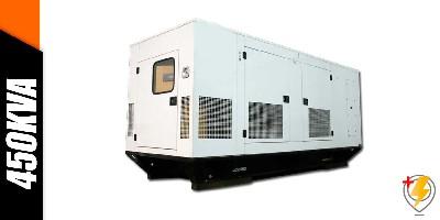 Aluguel Gerador de Energia 450 KVA