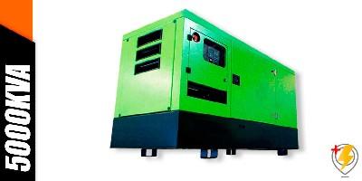 Aluguel Gerador de Energia 5000 kva